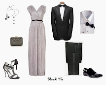 Formal Black Tie Dress Code