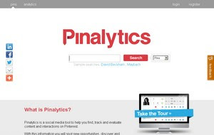 Pinalytics - Analytics tool for Pinterest