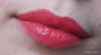 OCC Radiate lip swatch