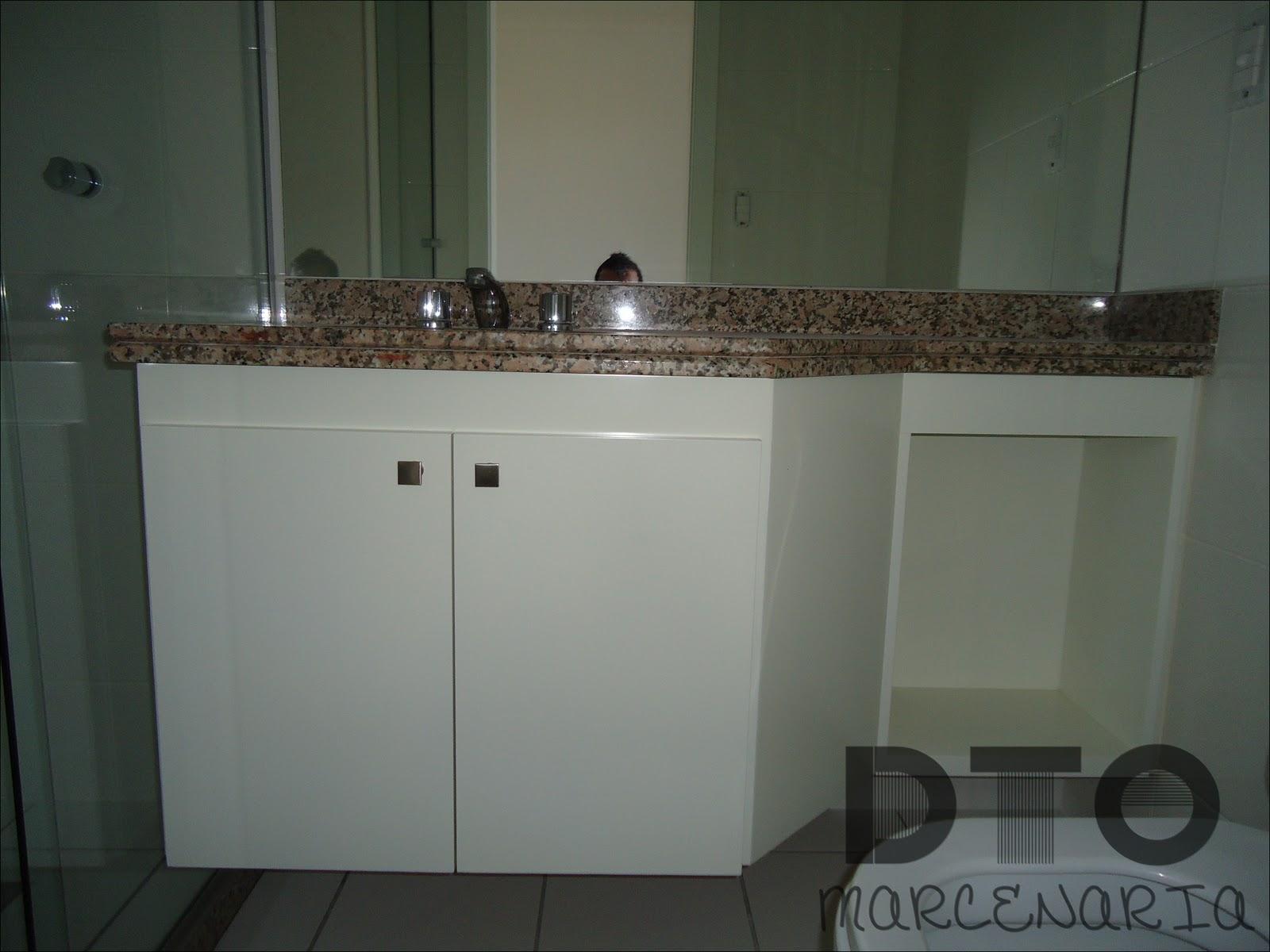 Armário Banheiro -> Armario Para Banheiro Externo