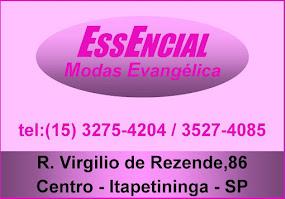 ESSENCIAL MODAS EVANGÉLICA