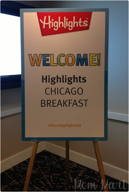 #IWasAHighlightsKid Chicago Breakfast