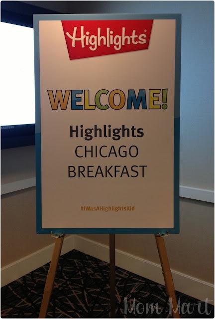 #IWasAHighlightsKid Chicago Breakfast