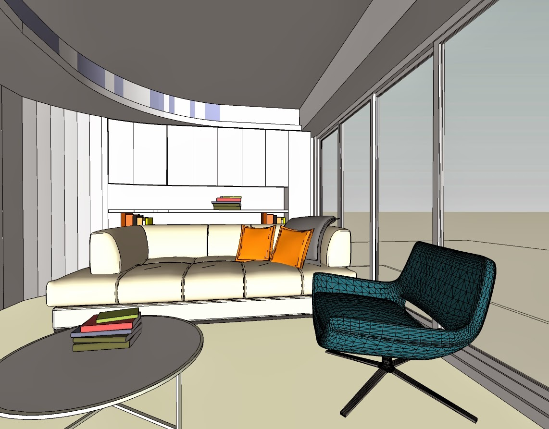 The november for The living room 002