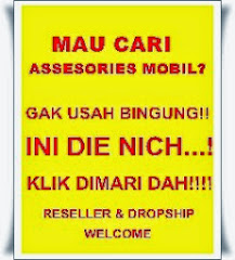 Agen Asesoris Mobil