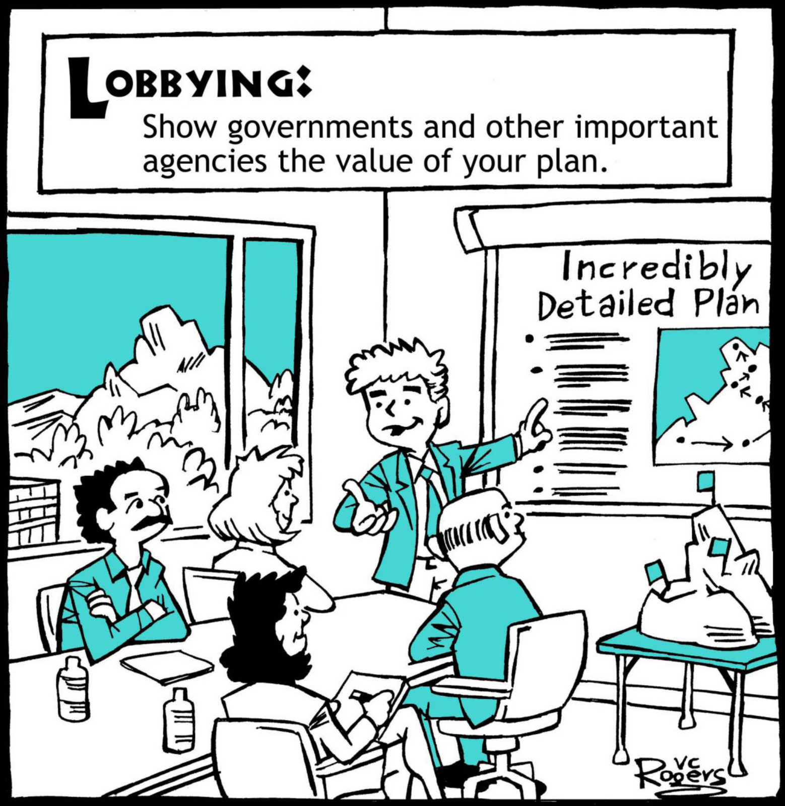 First Time Driver >> Accelerating Achievement: SCALERS Series: L is for Lobbying