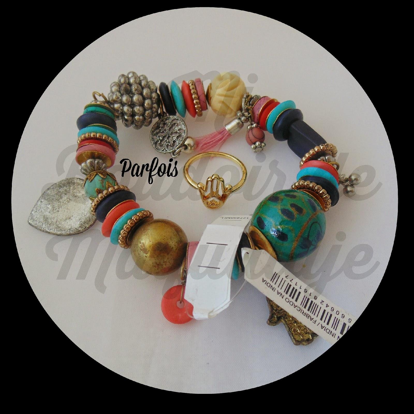 Pulsera de mano de Fatima, anillo, ring, hamsa