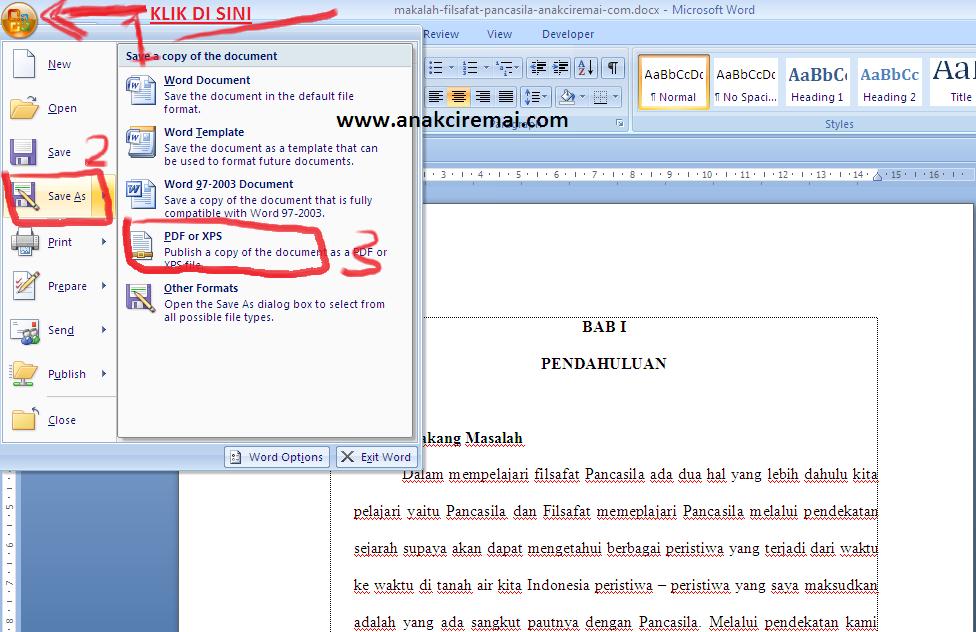 976 x 632 png 139kB, Cara Membuat File PDF dengan Microsoft Office ...