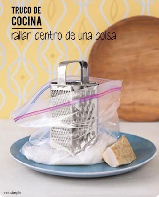 trucos cocina