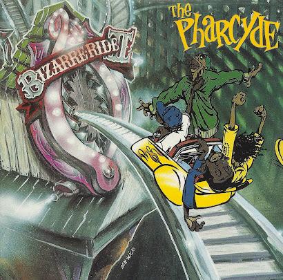 THE PHARCYDE - BIZARRE RIDEII (1992)