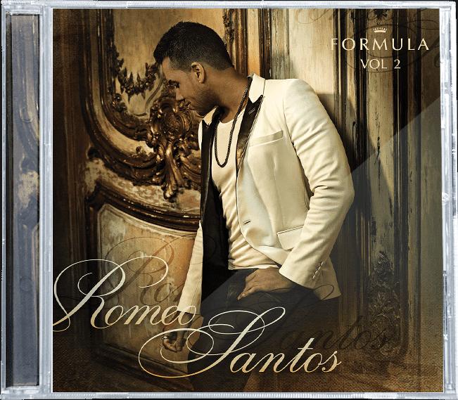 Romeo Santos – Formula Vol. 2 (CD Completo)