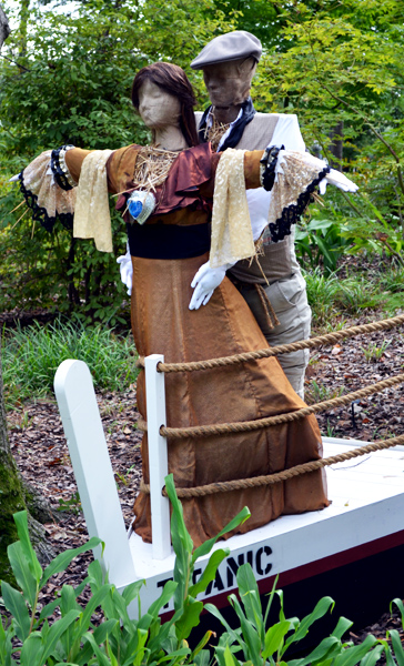 Scarecrows in the Garden (2012) , Titanic