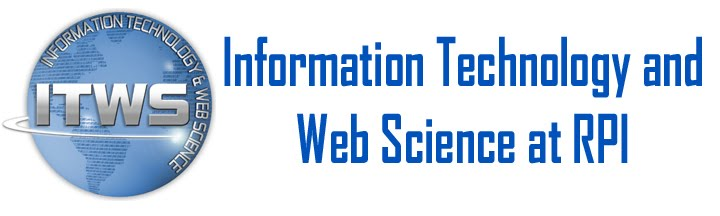 Information Technology and Web Science at RPI
