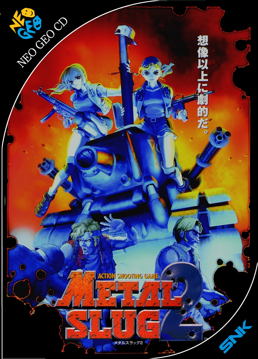 metal slug 2 neo geo cd download
