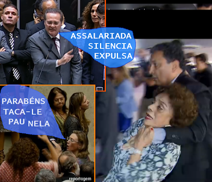 Rosário, Jandira e aliados do PT expulsam idosa do congresso