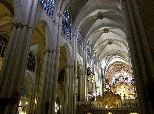 arteazuer la catedral de toledo