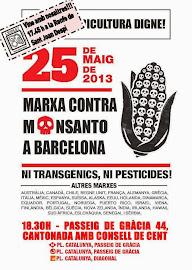 25# Marxa contra Monsanto
