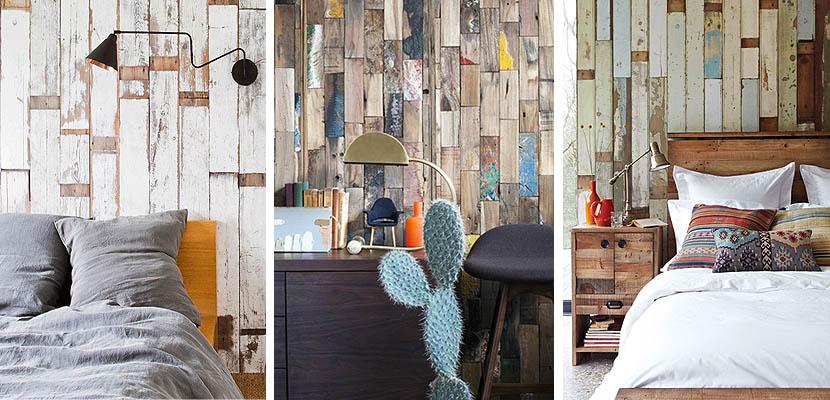 Gallart grupo el blog suelos y puertas de madera en for Paredes de madera interior casa