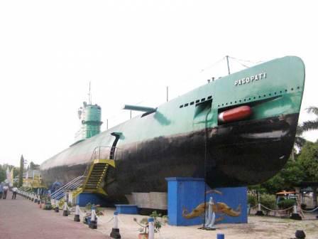 Kapal Selam Pasoepati indonesia