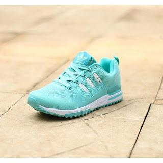 sepatu adidas, sepatu adidas murah, toko sepatu Adidas ZX 750 Flyknit Women murah.