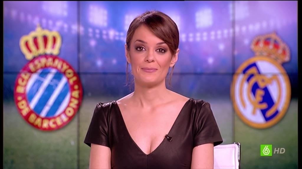 MARIA MARTINEZ, LA SEXTA DEPORTES (12.01.14)