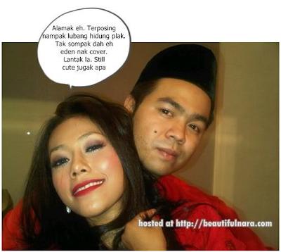 lana nordin, anak sultan Brunei, gosip, sensasi, kontroversi