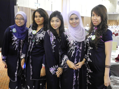 SP Setia Corporate Kebaya