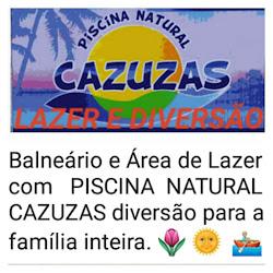 BALNEÁRIO DE PISCINAS NATURAL CAZUZAS