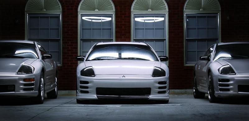Mitsubishi Eclipse 3G, po tuningu, zmodyfikowany, tuned, photos, zdjęcia, fotki, sportowy samochód, japoński