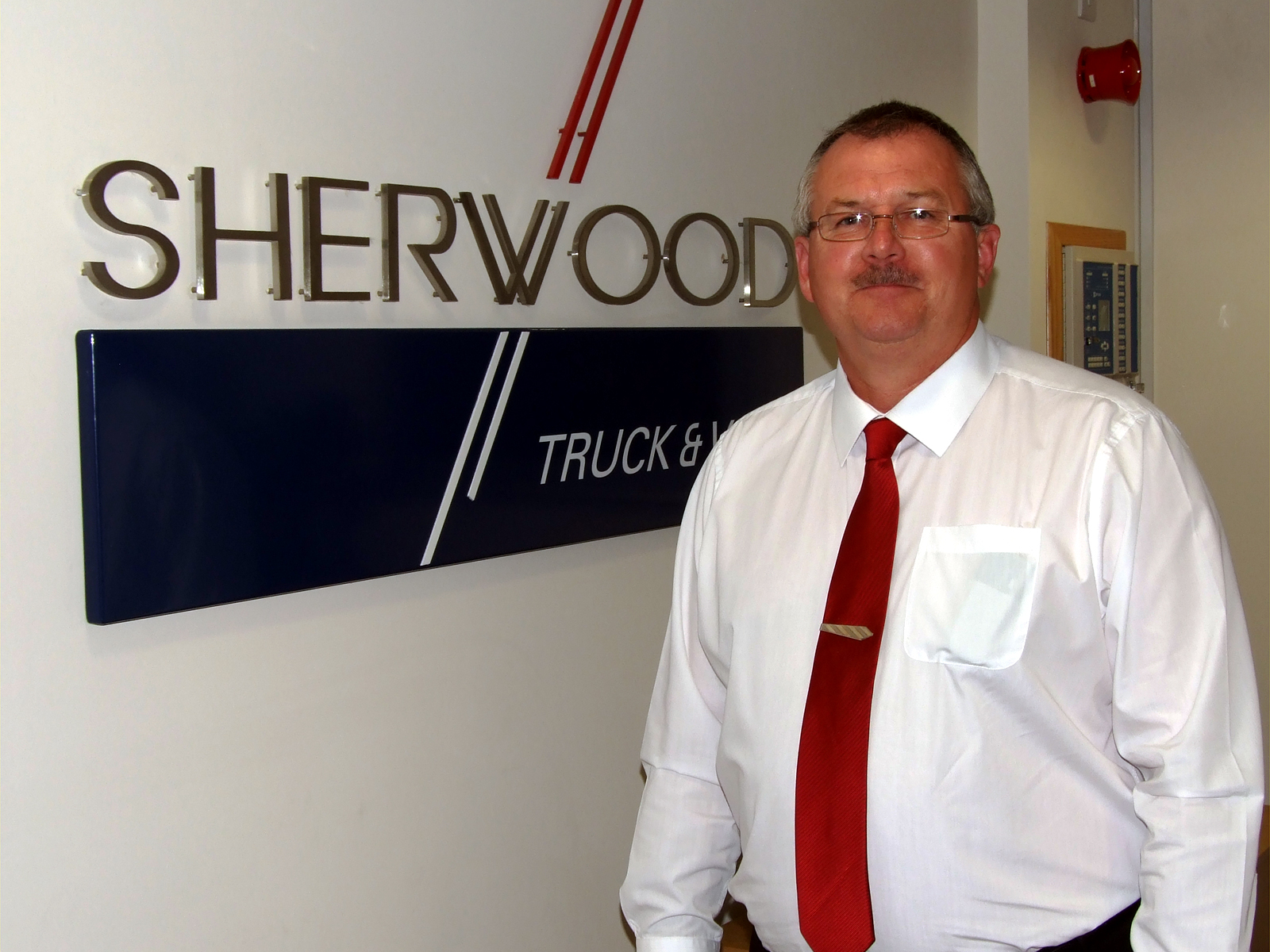 Sherwood Truck And Van Oints Bob Mcgarry As Regional S Manager