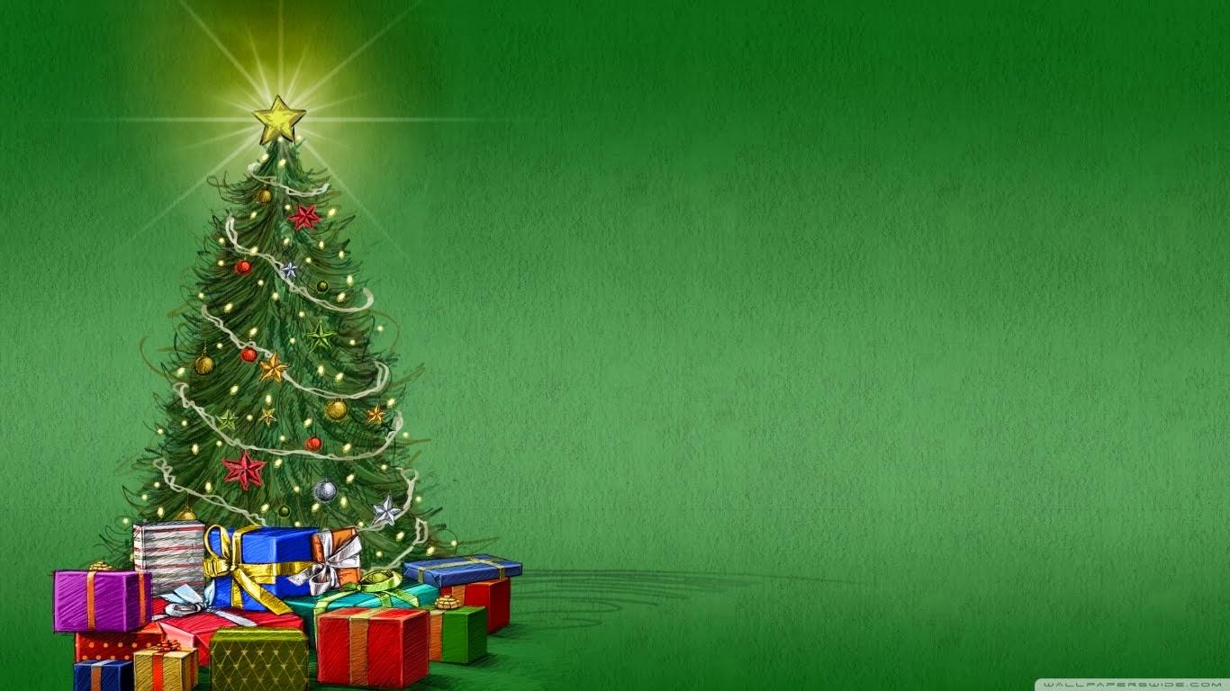 Hình nền Giáng sinh HD cho máy tính