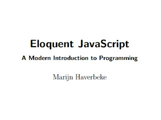 Eloquent JavaScript : A Modern Introduction to Programming