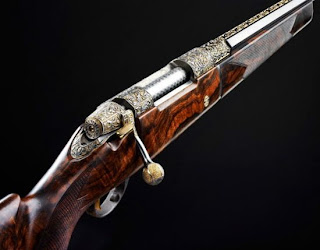 H.H. Sheikh Zayed Bin Sultan Al Nahyan Mosque Rifle