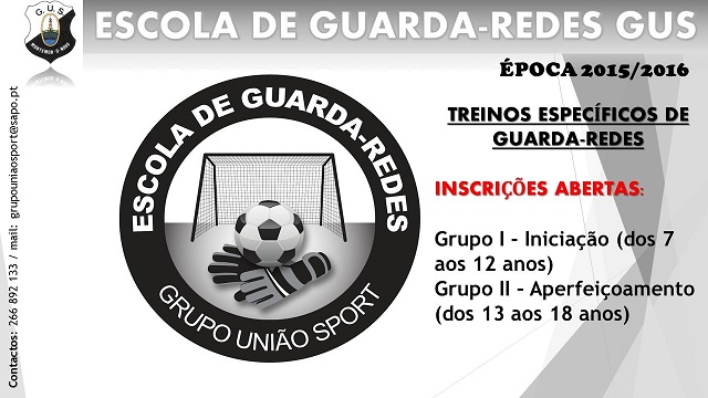 Escola de Guarda-Redes