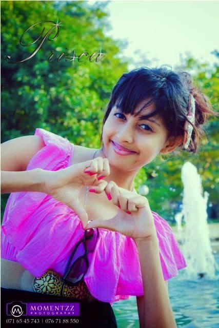 Hot Models Prisca Nirmalee