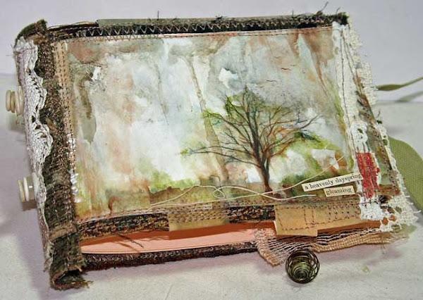 Misako mimoko inspiration embroidered textile art books