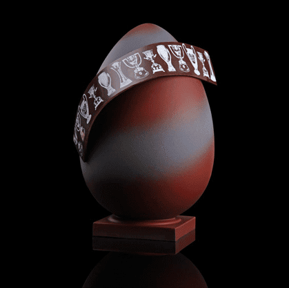 Huevos de pascua Oriol Balaguer 2012
