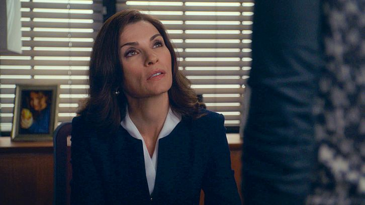 The Good Wife - Episode 6.01 - The Line - Full Set of  Promotional Photos