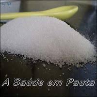O açúcar e outros adoçantes. veja as diferenças.