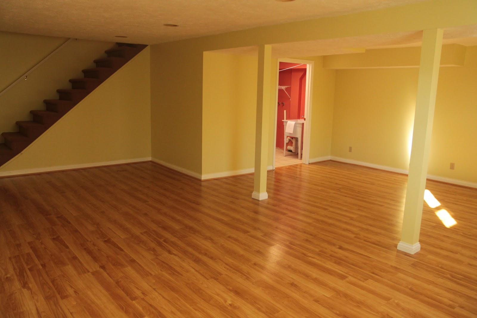 basement floor paint colors the basement also has a