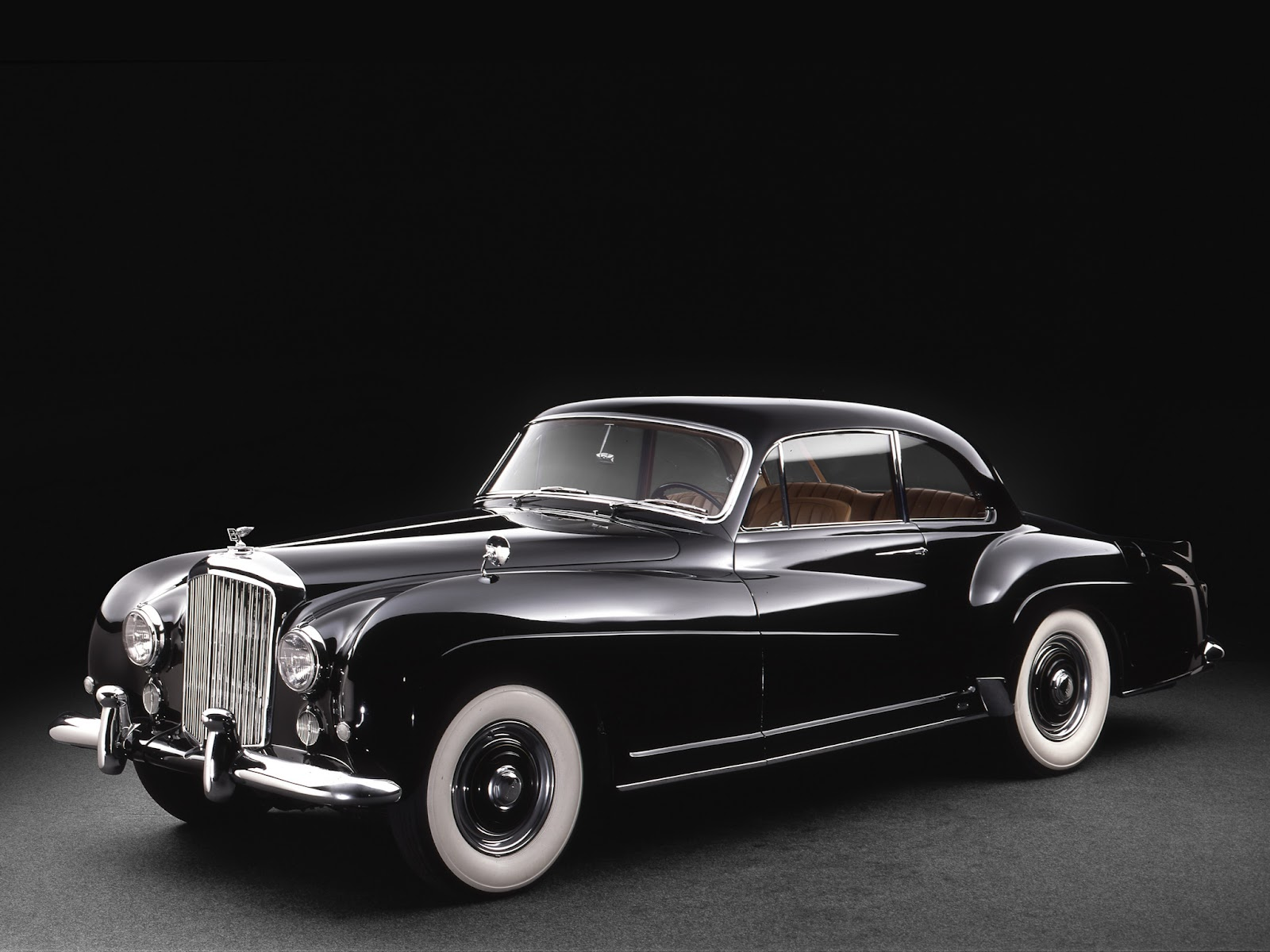 Retro cars bentley r type continental coup 233 by franay 1955