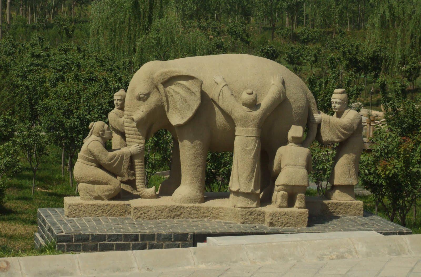 Los ciegos y el elefante (Parabola) 256fd3507a40bd19ceadeb2f419d407d