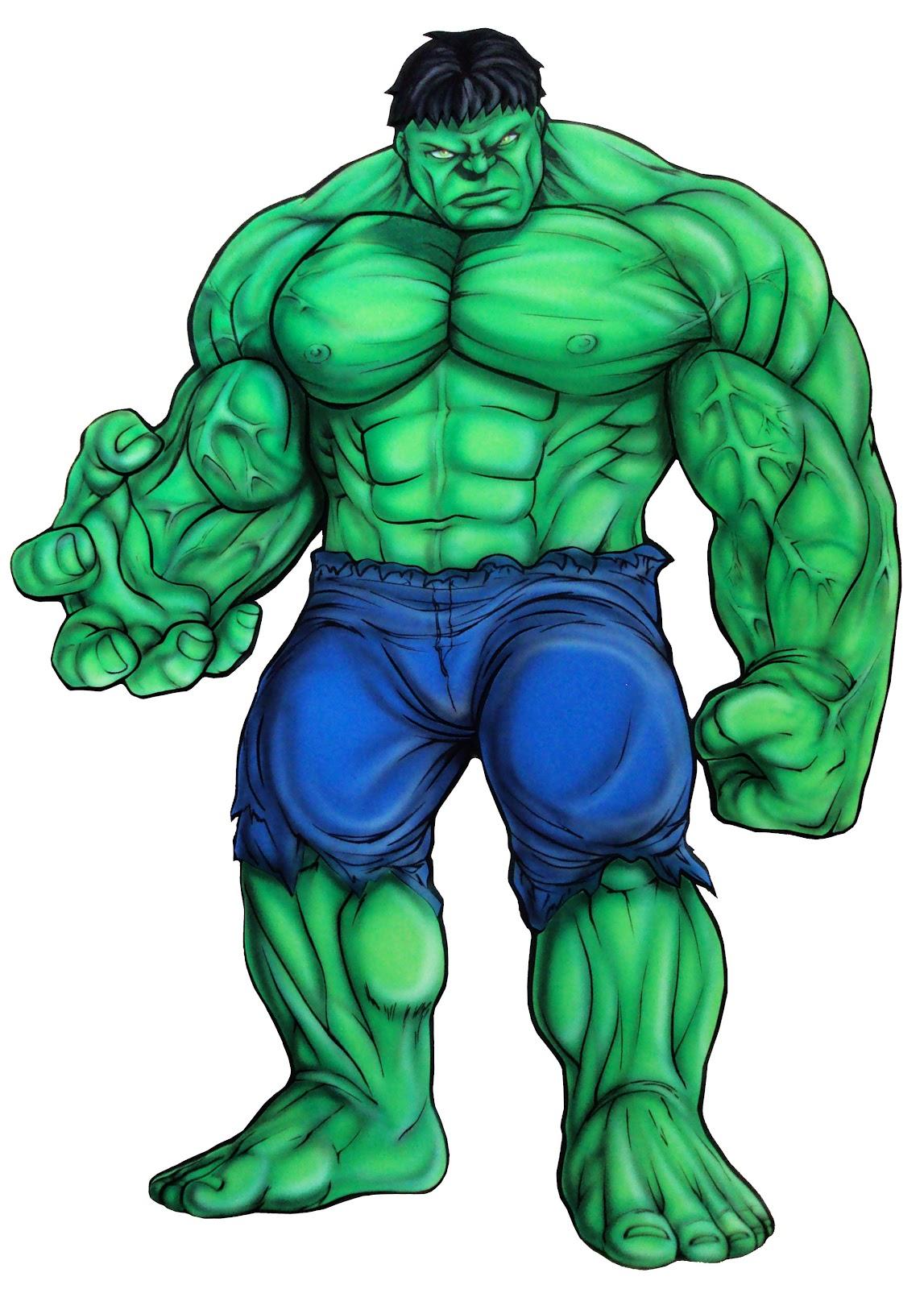 Hulk En Foami  Hulk En Fomi