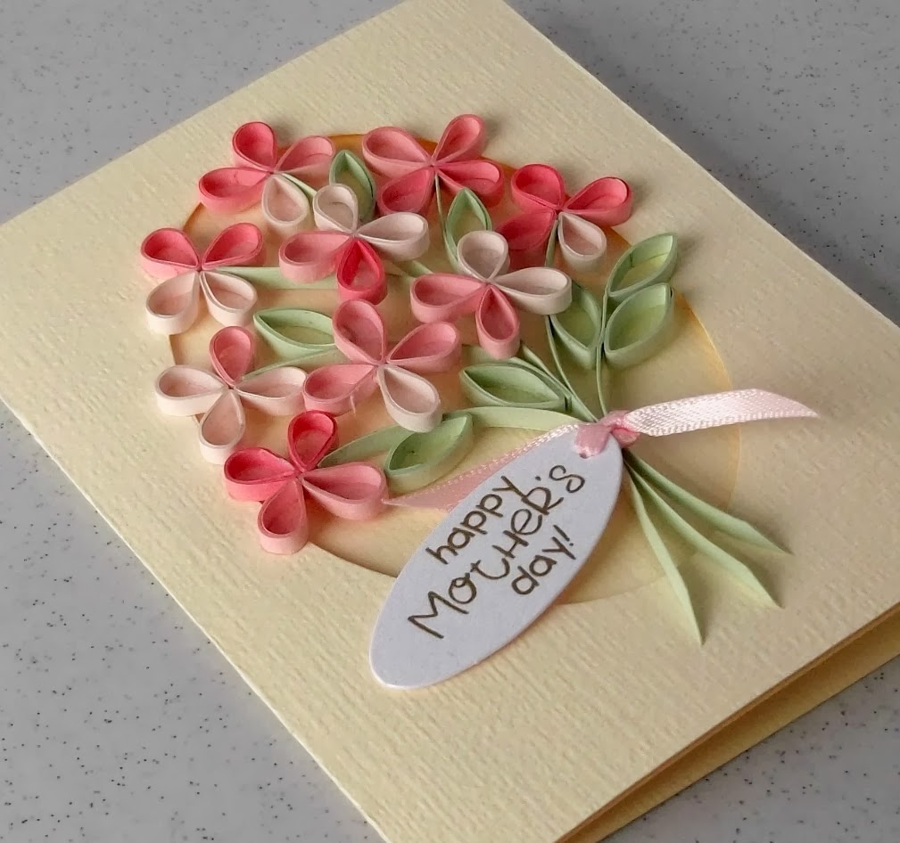 Card Making With Quilling Basics Of Quilling Decorative Crafts Aunt