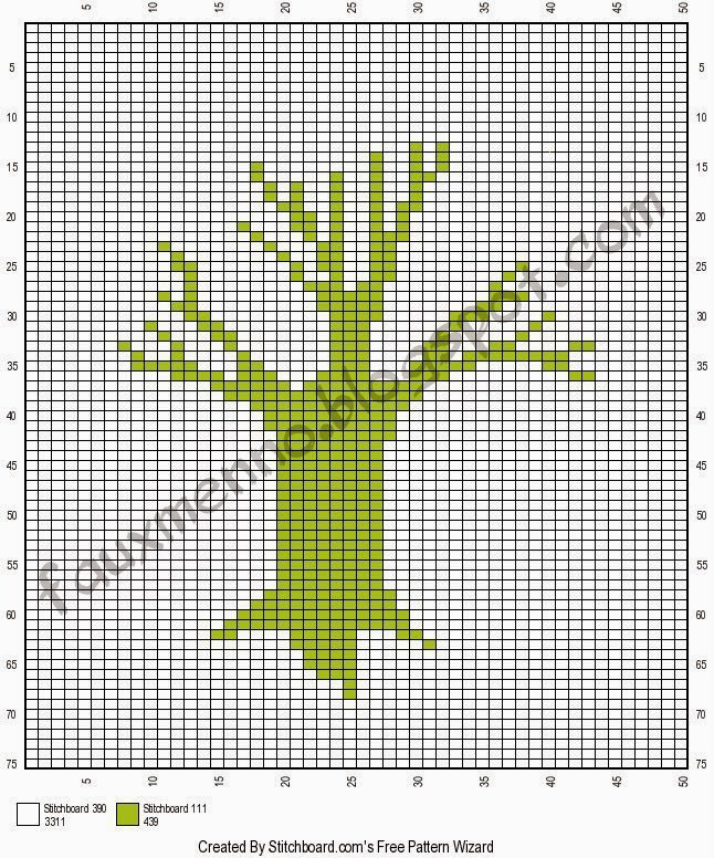Crochet Patterns Graphs Free : The Faux Menno: Free Halloween Crochet Graphs
