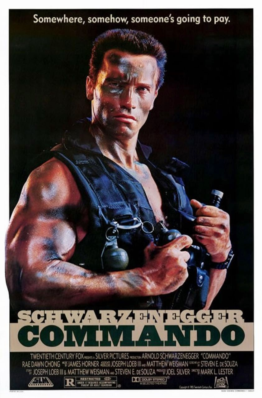 Commando (1985) BluRay 720p