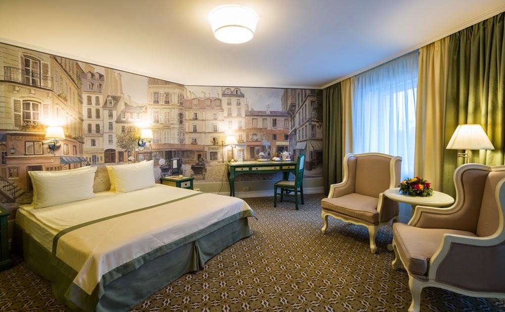 Дизайн отель гостиница
