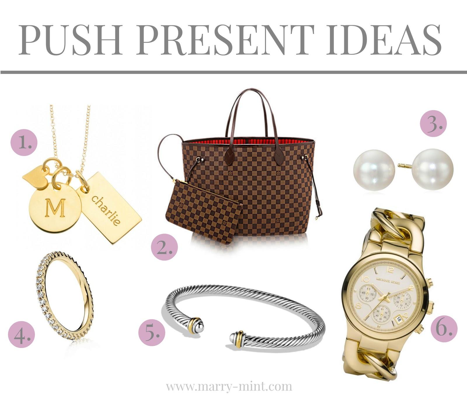 push present guide
