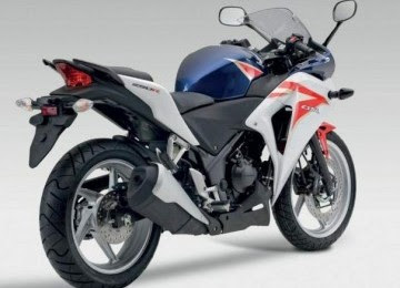 Gambar Ninja RR 150 250 & Honda CBR 150 250cc