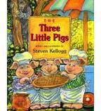 Casey's SLIS Multi-Purpose Blog: THE THREE LITTLE PIGS by Steven ...